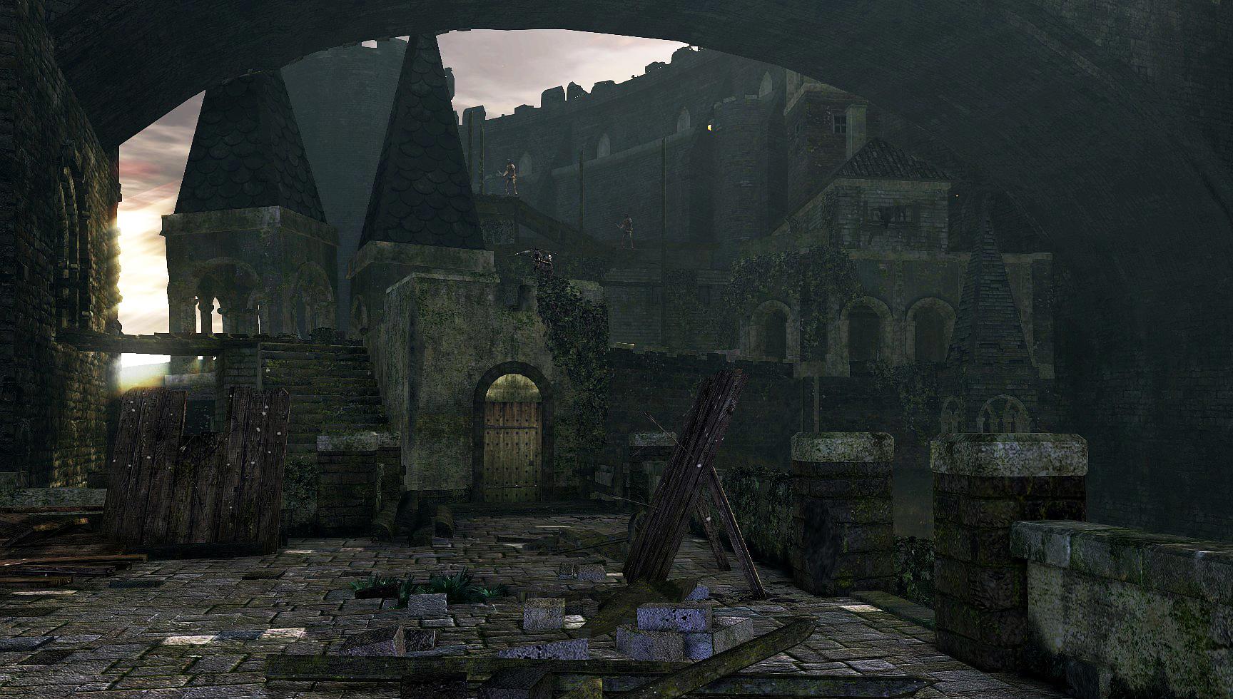 Undead Burg Dark Souls Wiki Fandom Powered By Wikia