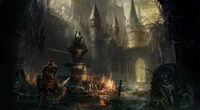 Dark Souls 3 - E3 artworks