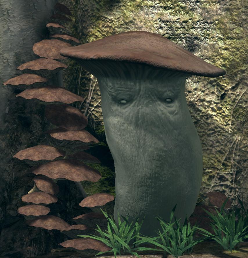 Image result for dark souls elizabeth mushroom