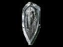 Проклятый костяной щит