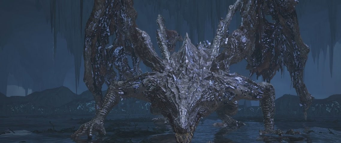 Darkeater Midir | Dark Souls Wiki | FANDOM powered by Wikia