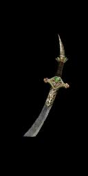 Melu Scimitar