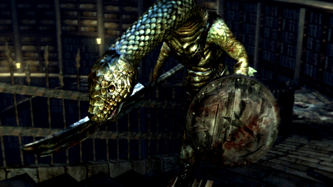 Serpent Soldier Dark Souls Wiki Fandom Powered By Wikia