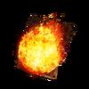 Fire Orb (DSIII)