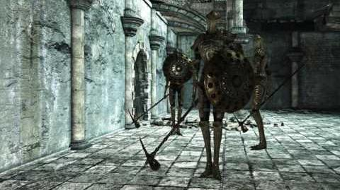 Yuka Kitamura - Ruin Sentinel (Extended) (Dark Souls II Scholar Of The First Sin Full Extended OST)
