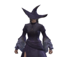 Black Witch Set (Dark Souls III)