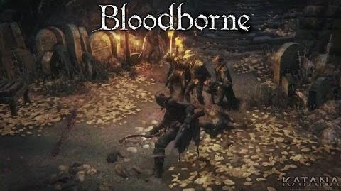 Bloodborne Gameplay Trailer leaked!