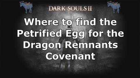 Dark Souls II - Petrified Egg - 01