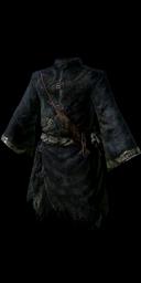 Black Hollow Mage Robe