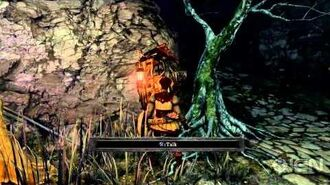 Dark Souls 2- Hunter Gameplay