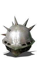 Spiked Bandit Helm