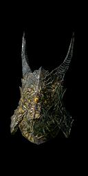 Black Dragon Helm