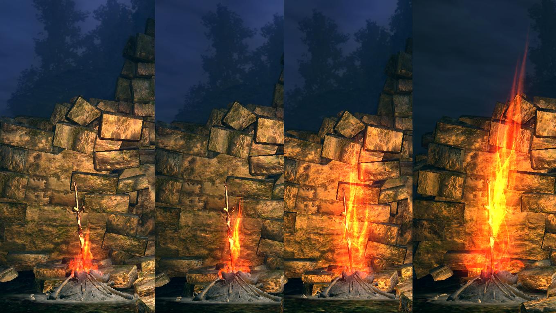 Bonfire (Dark Souls) | Dark Souls Wiki | FANDOM powered by Wikia