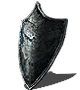 Caduceus kite shield