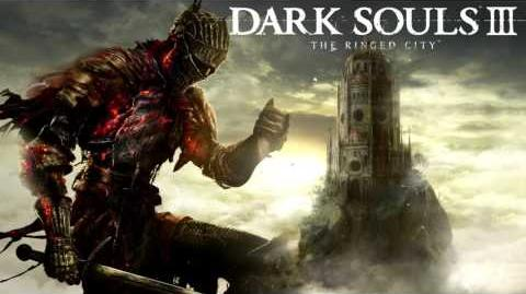 Dark Souls III Soundtrack OST - Slave Knight Gael (The Ringed City)