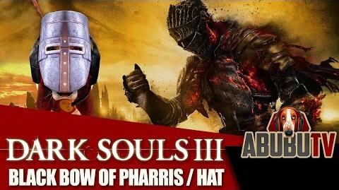 Dark Souls III How to get Black Bow of Pharris Hat (easy)-0
