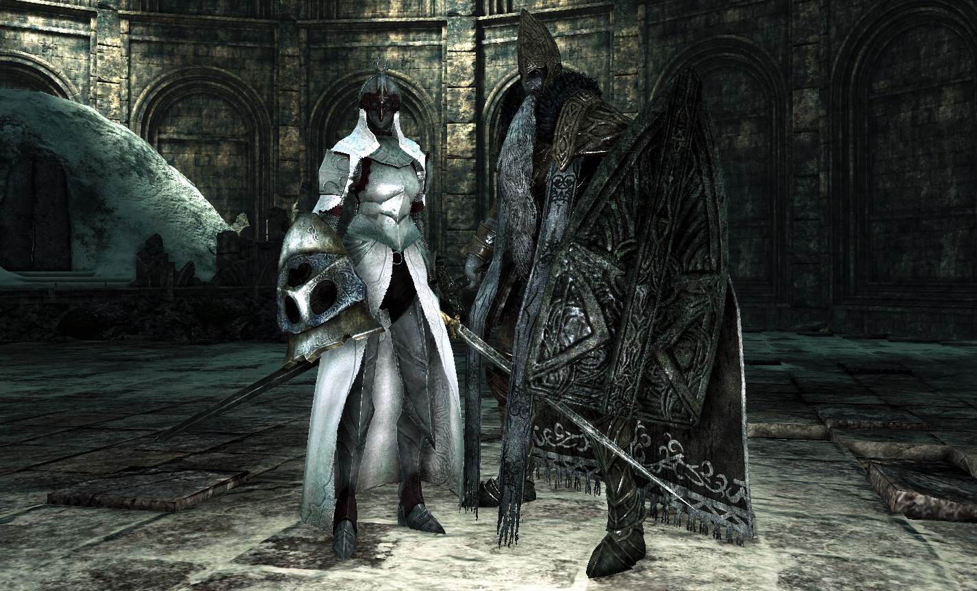Throne watcher and defender dark souls wiki fandom - Watchers dark souls 3 ...