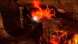 Ceaseless Discharge Cliff 3
