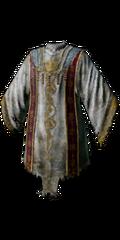 White Priest Robe