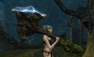 Stone Greataxe in game