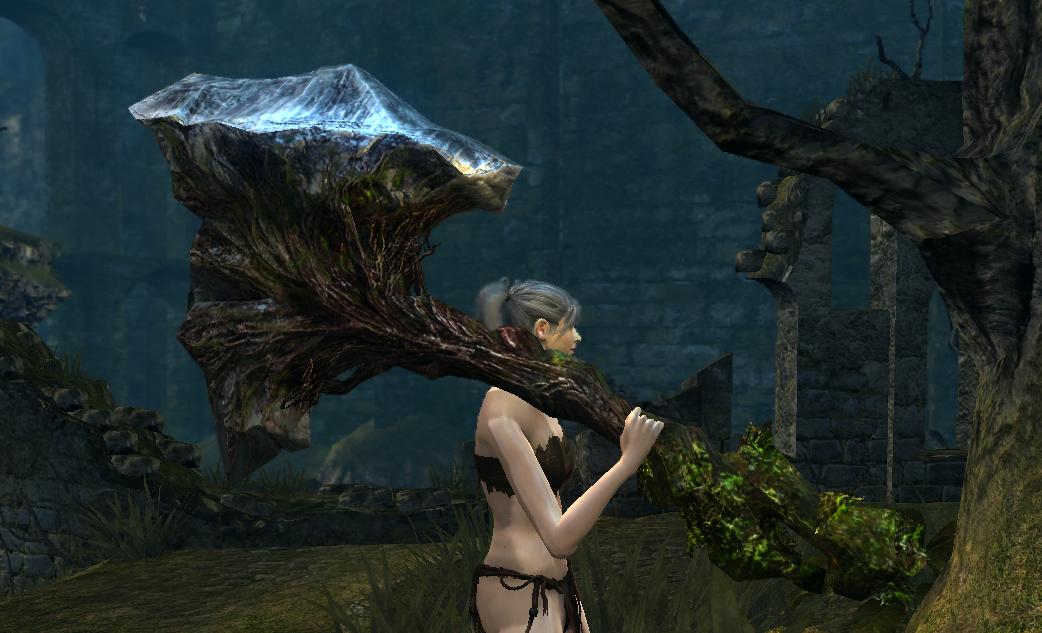 Bandit Axe Build Dark Souls