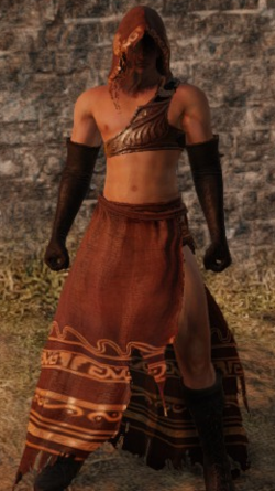 Desert Sorcceress Set M