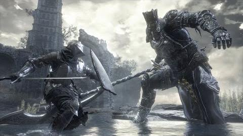 Champion Gundyr Boss Fight - Dark Souls 3