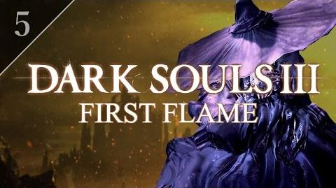 Dark Souls III First Flame (5) - Road of Sacrifices & Crystal Sage