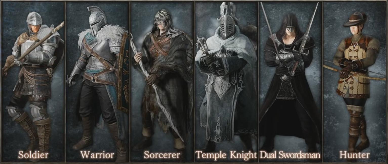 Classes (Dark Souls II) | Dark Souls Wiki | FANDOM powered by Wikia