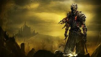 DARK SOULS III Рыцарь-раб Гаэль Slave Knight Gael