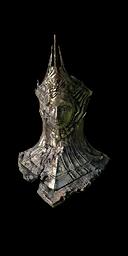 Ivory King Helm