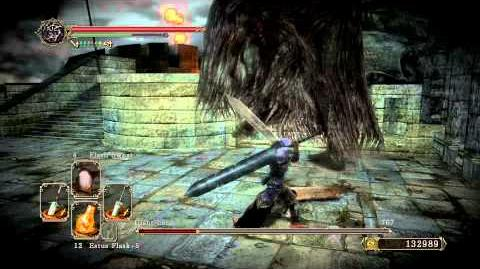 Dark Souls 2 - Giant Lord (Melee) Power Stance
