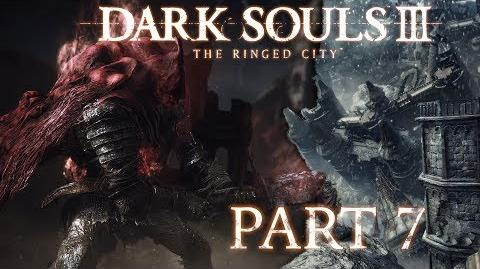 Dark Souls 3 The Ringed City NG BLIND - Part 7 - Filianore & The Red Hood