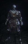 Lothric Knight Armor Set - front