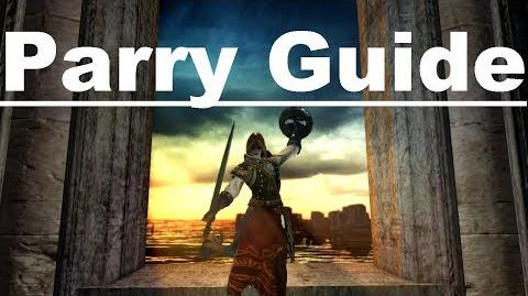 Dark Souls 2- Parrying Guide