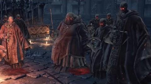 Deacons of the Deep Boss Fight - Dark Souls 3