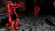 Red aura