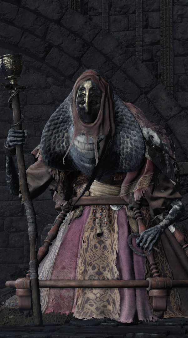 Man Serpent Summoner Dark Souls Wiki Fandom Powered By Wikia