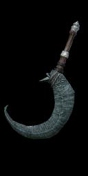 Silverblack Sickle