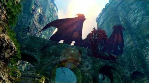 Dark Souls - Official Trailer 2-0