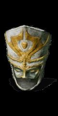 White Priest Headpiece