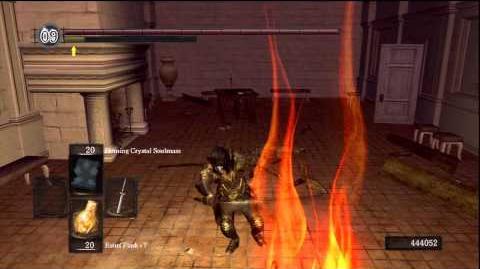 Dark Souls - Weapon Chaos Blade ( HD - 720p )
