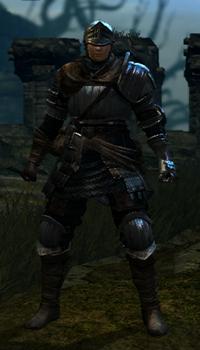 Knight set male