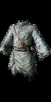 White Hollow Mage Robe