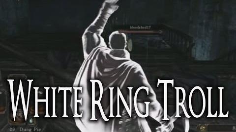Bell Bro Invasions & White Ring (Dark Souls 2 Trolling)