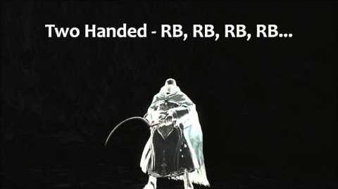 Dark Souls 2 Shotel Tutorial (dual wielding w power stance)
