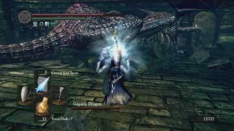 Dark Souls - All Boss Fights with Sorcerer on NG+4 Playthrough incl. DLC