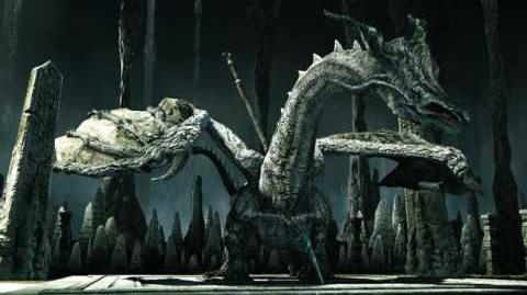 Sinh, the Slumbering Dragon (Dark Souls II Scholar Of The First Sin Full Soundtrack)