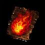 Большая огненная сфера хаоса (Dark Souls III)