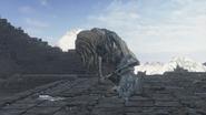 Giant Man Serpent - 01